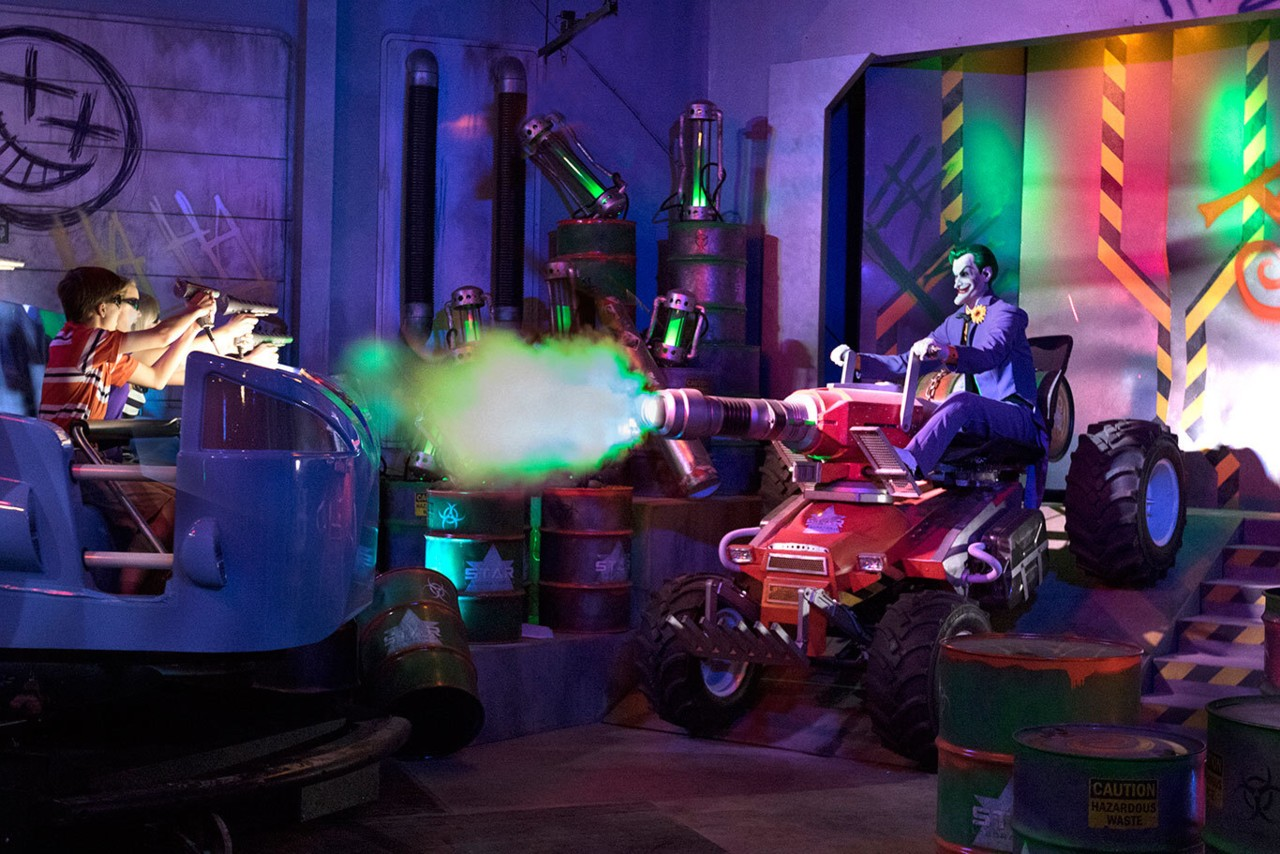 The World of Theme Parks and VFX