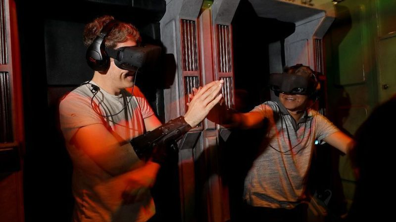 Entertainment studios turn to virtual reality to entice movie fans
