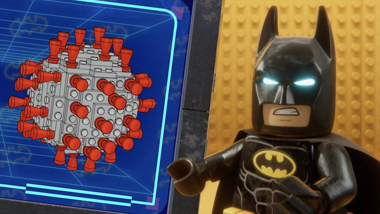 Lego Batman Returns To Deliver A Hilarious and Informative Message About COVID-19