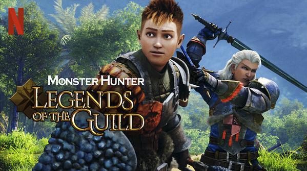 TRAILER: Netflix, Pure Imagination & Capcom Partner for 'Monster Hunter: Legends of the Guild'